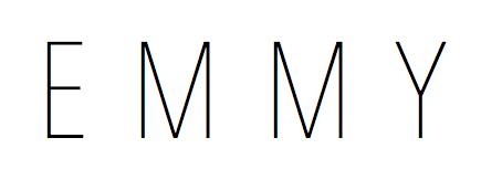 E M M Y
